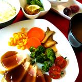12:00~昼食