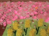 壁飾り(3月・4月)