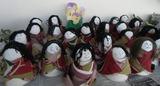 壁飾り(2月・三猿)