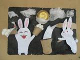 壁飾り(9月)